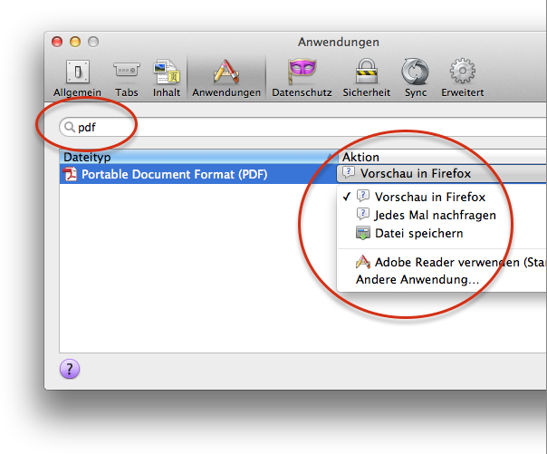 Setting Mozilla Firefox to use the required Java Web Start